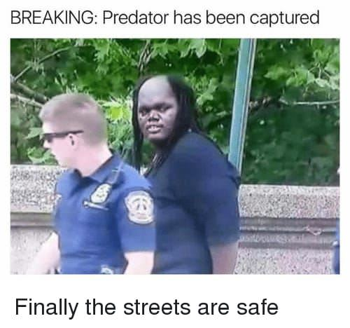 The Streets Are Safer Today