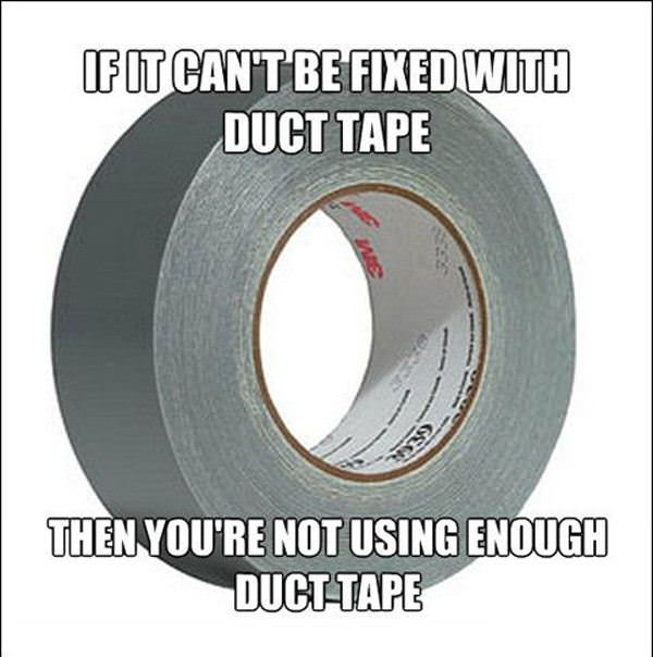 Truth About Duct Tape