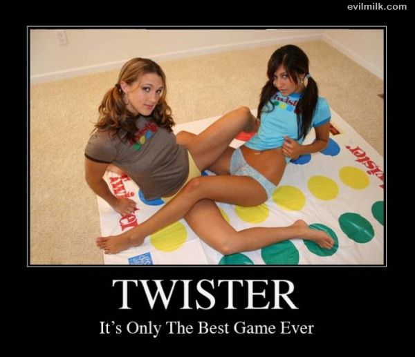Game adult twister
