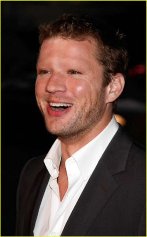 Ryan Phillippe without eyebrows