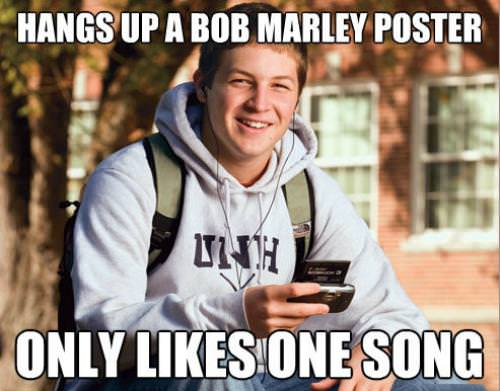 Funny College Freshman Meme Pictures 1