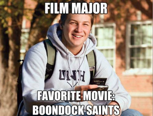 Funny College Freshman Meme Pictures 17
