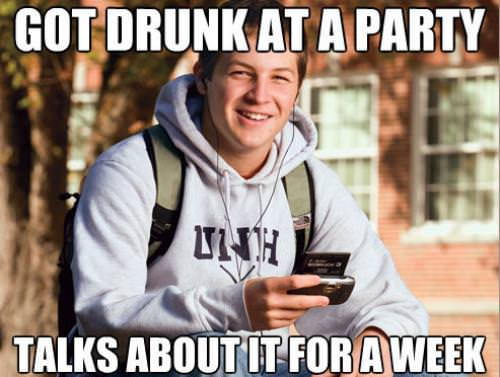 Funny College Freshman Meme Pictures 19