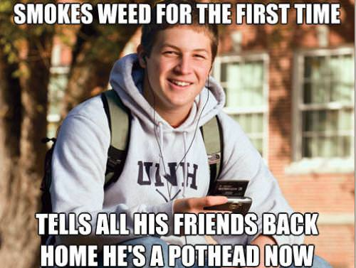 Funny College Freshman Meme Pictures 21