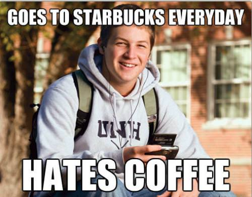 Funny College Freshman Meme Pictures 4