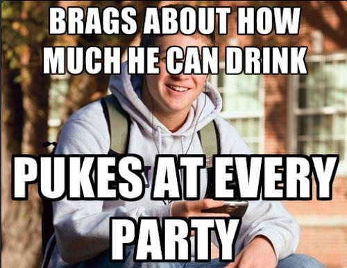 Funny College Freshman Meme Pictures 5