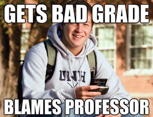 Funny College Freshman Meme Pictures 6