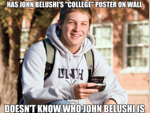 Funny College Freshman Meme Pictures 8