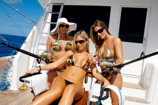 Girls Fishing Pictures 1