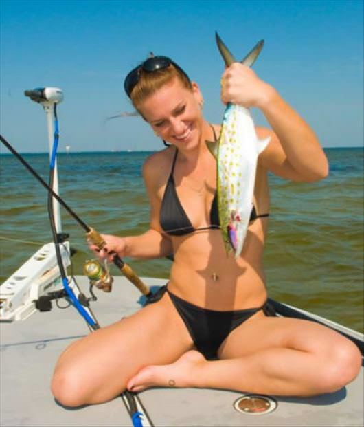 Girls Fishing Pictures 12