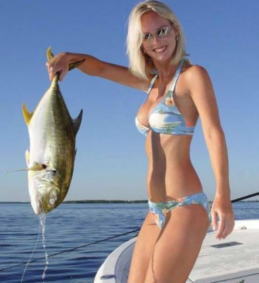 Girls Fishing Pictures 15