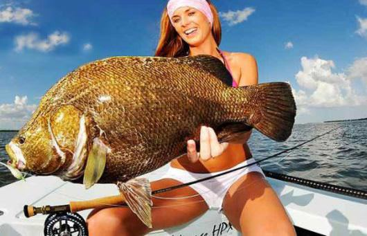 Girls Fishing Pictures 8
