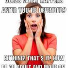 After Your Offended