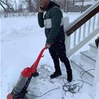 Cleaning Up The Snow