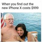 New Iphone Costs 999