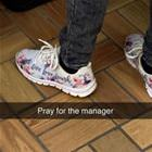 Pray For The Manager