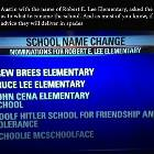 School Name Change