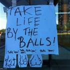 Take Life By The Balls