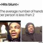 The Average Number