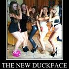 The New Duck Face